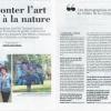 """Le Mag, Sud-Ouest, article de Isabelle Pauty-lageyre sur mon exposition """"Kiff Graff"""""""