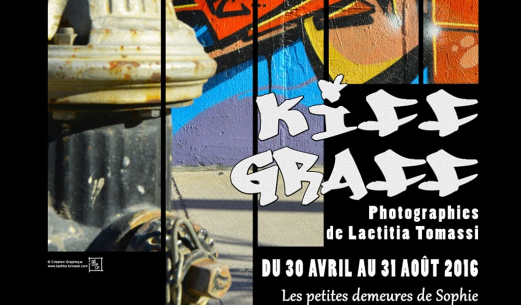 Kiff Graff expo photo