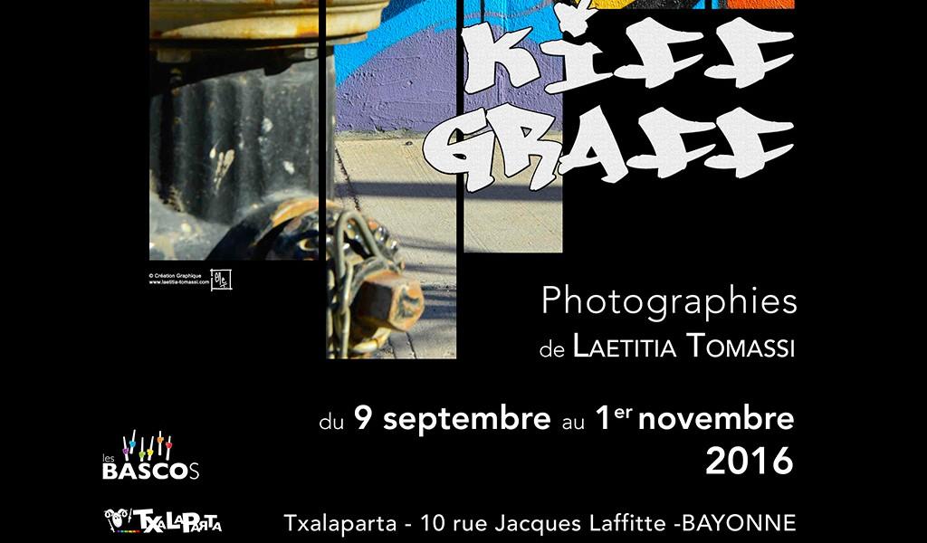 Kiff Graff expo photo