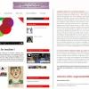 """MagMozaic, article de Catherine Clerc sur mon exposition """"Les Divers Cités"""""""