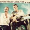 """visuel pochette album CD """"On the Go"""" de Nicolas Wayne Toussaint et Michel Foizon"""